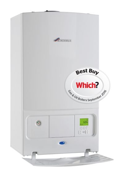 Worcester boilers are compact and modern looking and will not be out of place in any kitchen.
