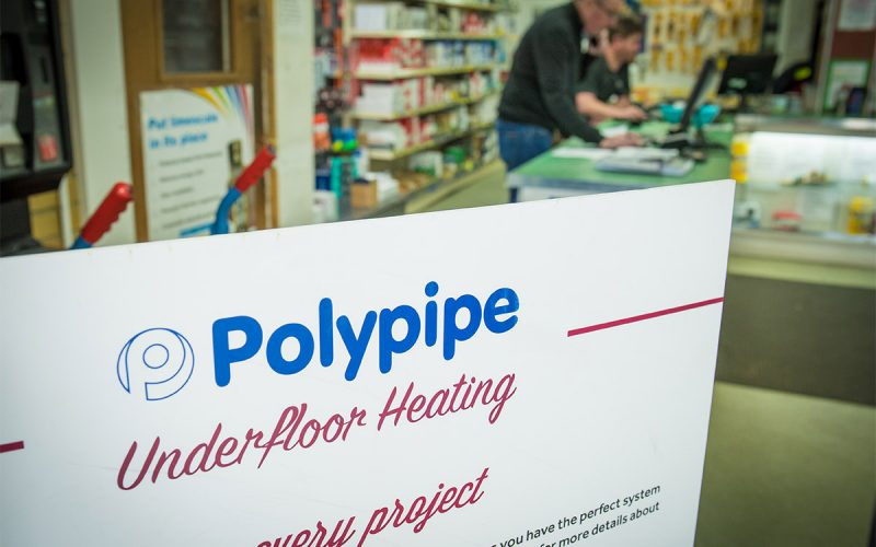 Polypipe Underfloor Heating